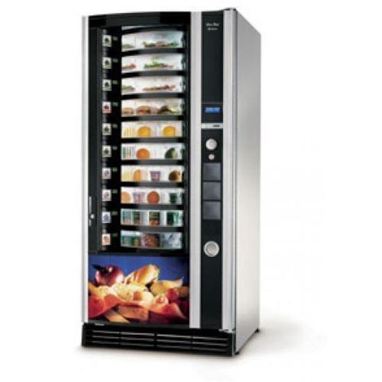 Billede af Fødevareautomat til skoler