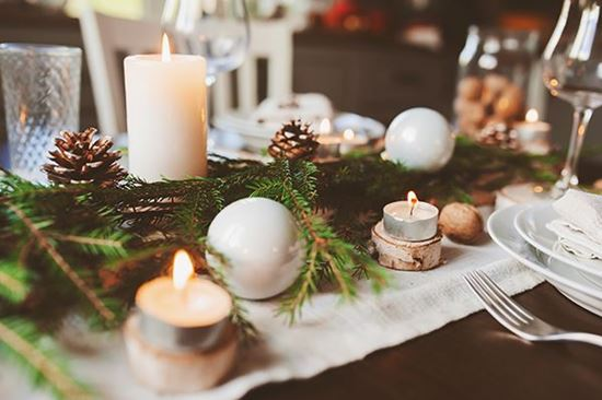 Julefrokost i restauranten
