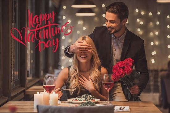 Valentinsdag menu